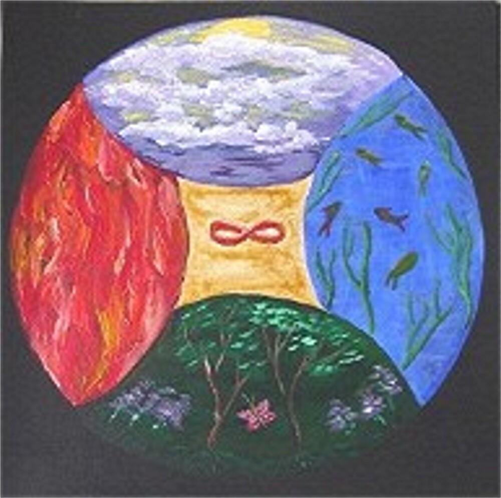 Art of Peace by Carol Megivern
