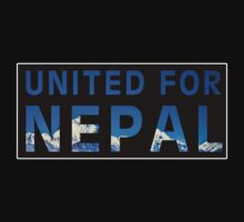 United For Nepal by FAdesigns