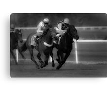 Frozen Races I Canvas Print