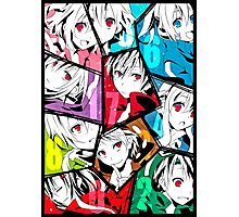 Kagerou Project Chars.  Photographic Print