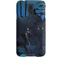 Cry, Wolf Samsung Galaxy Case/Skin