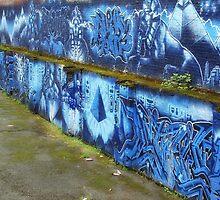 EastSide Blues by RobertCharles