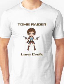 Tomb Raider Chibi Lara T-Shirt