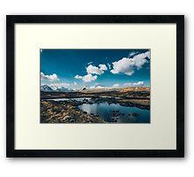 Bidean nam Bian, Highlands, Scotland Framed Print