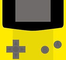 Game Boy Color by Vtxify