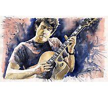 Jazz Rock John Mayer 06 Photographic Print