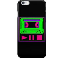 Just Push Play iPhone Case/Skin