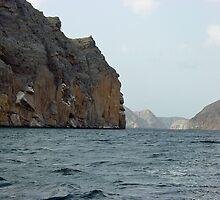Oman - Musandam Fjord # 4 by presbi