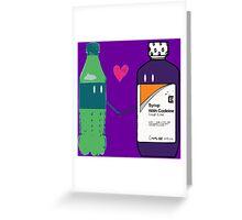 Trap Love Greeting Card