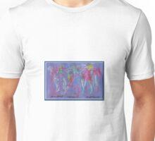 PURPLE ABSTRACT Unisex T-Shirt
