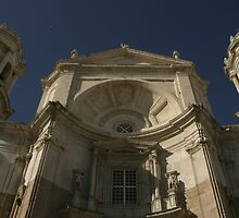 Cathedral of Cadiz by fototaker
