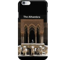 Alhambra, Granada, Spain iPhone Case/Skin