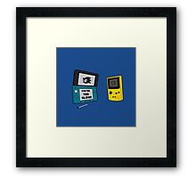 You're Too Slow Framed Print