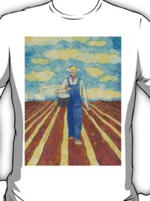 THE FARMER SOWING HIS CORN T-Shirt