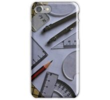 Shapes and Angles iPhone Case/Skin