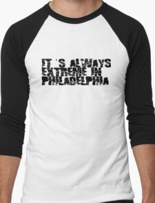 Always Extreme in Philly - ECW! Men's Baseball ¾ T-Shirt