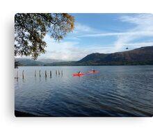 water sport Canvas Print