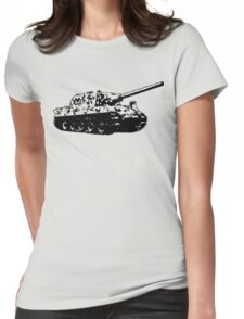 JAGDTIGER Womens Fitted T-Shirt