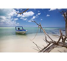 Cozumel, Mexico - Drift Away Photographic Print