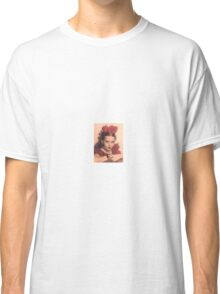PORTRAIT OF MARGARET OBRIEN Classic T-Shirt