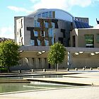 Scottish Parliament Edinburgh by ljm000