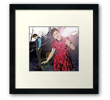 Oswin Framed Print