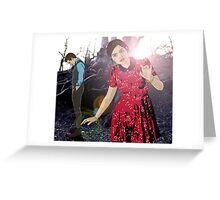 Oswin Greeting Card