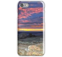 Cadillac Mountain 5:31 am iPhone Case/Skin