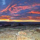 Cadillac Mountain 5:31 am by Caleb Ward