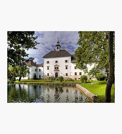 Schloss Rothenthurn Photographic Print