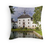 Schloss Rothenthurn Throw Pillow