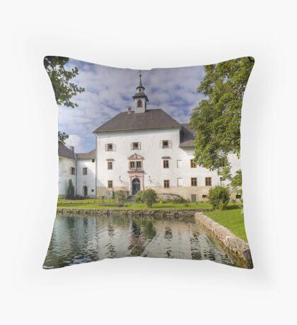 Schloss Rothenthurn Throw Pillow