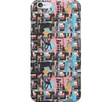 Picasso's cats iPhone Case/Skin