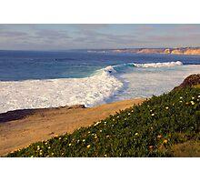 Waves of wonder Photographic Print