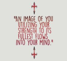 Kingdom Hearts 2 - Valor Form Mirror Quote by JustYou