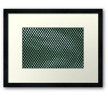 Enerald Drop Framed Print