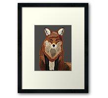 Artistic Fox Framed Print