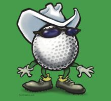 Golf Cowboy by Kevin Middleton