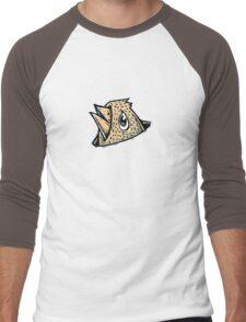 Peeping  Men's Baseball ¾ T-Shirt