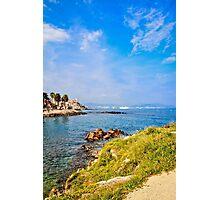 Antibes Photographic Print