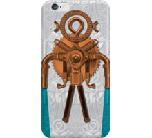 Ancient Time Traveler iPhone Case/Skin