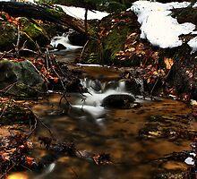 Wagner Falls Stream 4 by Chintsala