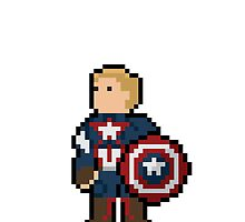 Captain America by themaddesigner