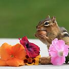 DINNER & FLOWERS by Lori Deiter