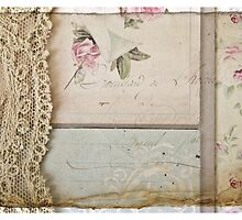Papers and Lace by Evelyn Flint - Daydreaming Images