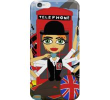 Britshness iPhone Case/Skin