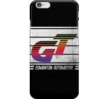 Edmonton Auto - 80's Sunset iPhone Case/Skin