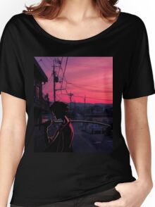 champloo in tokyo  Women's Relaxed Fit T-Shirt