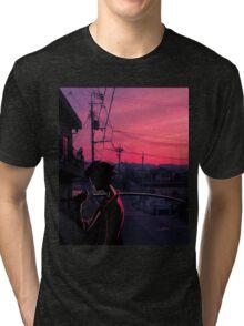 champloo in tokyo  Tri-blend T-Shirt