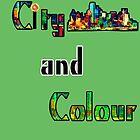 City and Colour Fan Art Text by EucalyptusBear